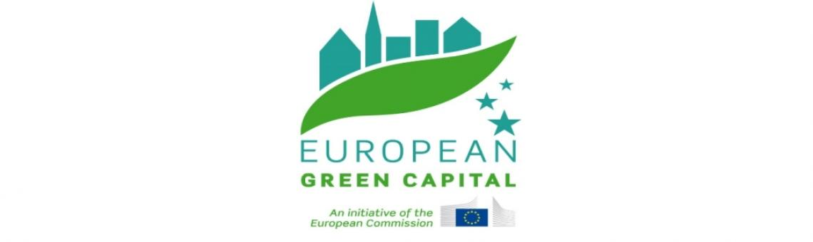 European Green Capital Award logo