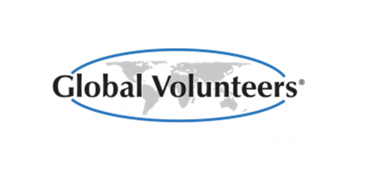 Logótipo da Global Volunteer Network