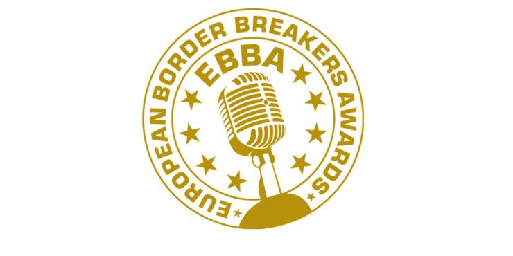 Logótipo do European Border Breakers Awards