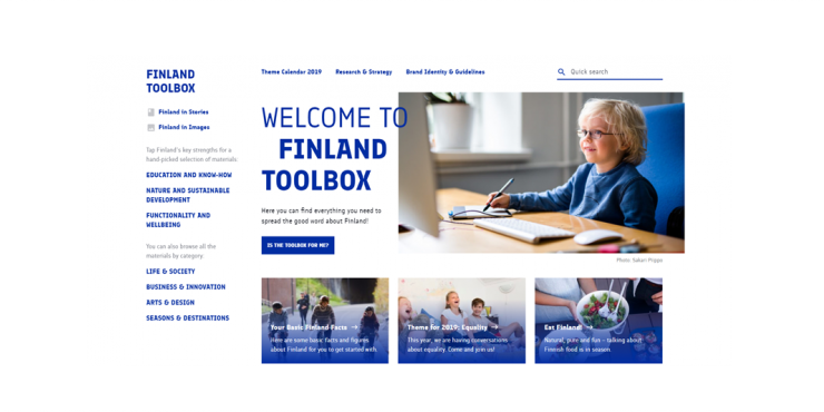 Finland toolbox