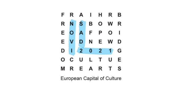 Logótipo da Capital Europeia da Cultura 2021 - Novi Sad