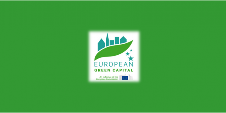 Logótipo da Capital Verde Europeia