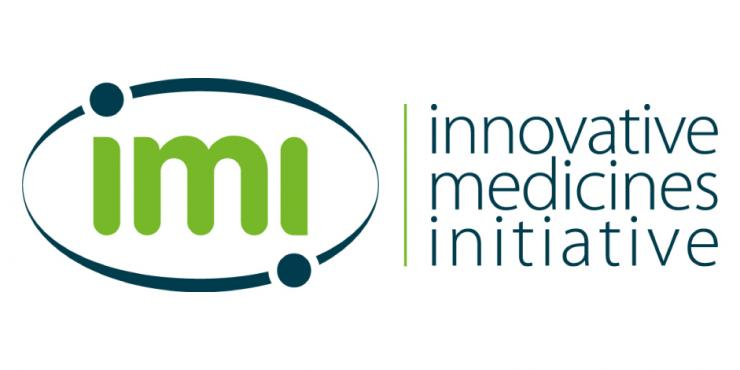 Logotipo da IMI - Innovative Medicines Initiative