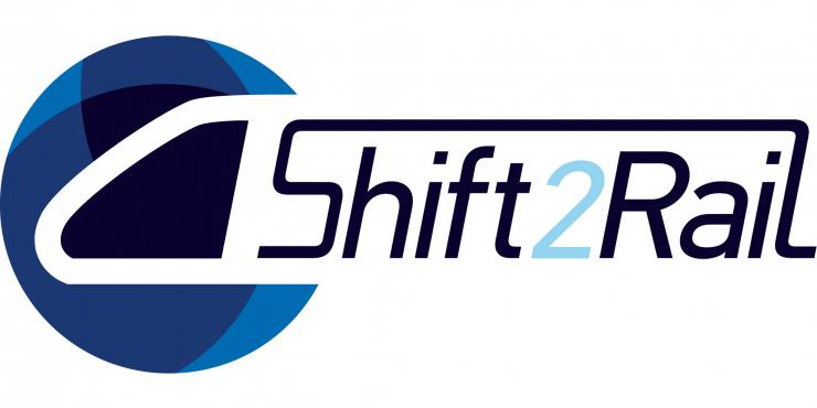 Logotipo da Shift2Rail