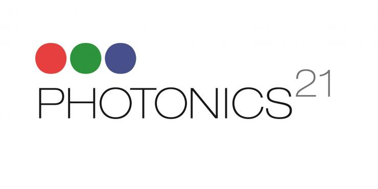 Logotipo da Photonics 21