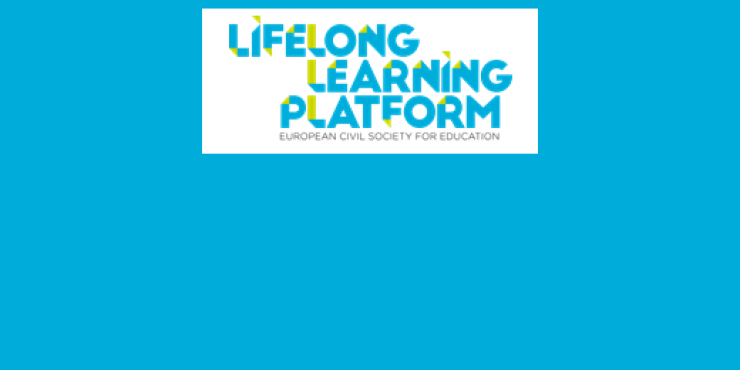 Logótipo da Lifelong Learning Platform