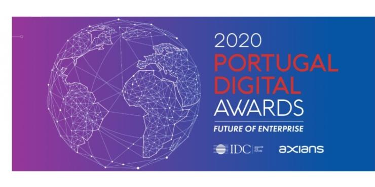 Banner do Portugal digital awards 2020