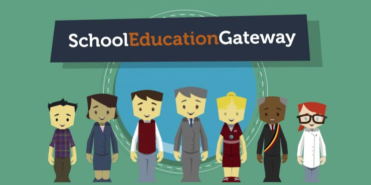 Logótipo School Education Gateway