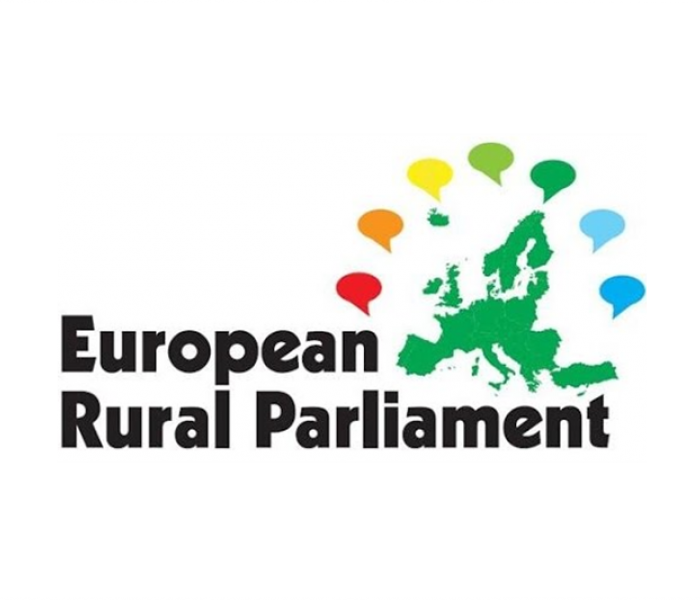 Logótipo do Parlamento Rural Europeu