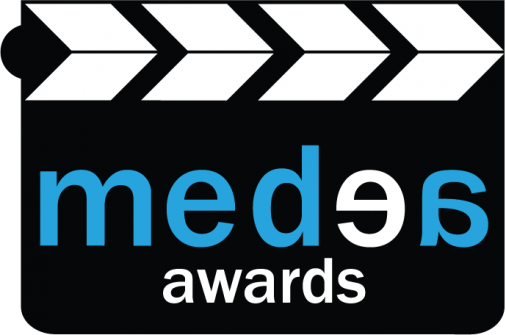 "Logótipo do Concurso ""Medea Awards"""
