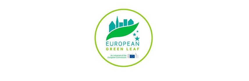 European Green Leaf Award logo